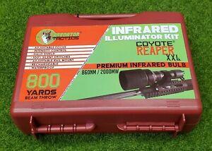 Predator Tactics Coyote Reaper XXL InfraRed Illuminator Light Kit - 97434
