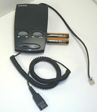 GN Netcom GN8000-MPA Jabra Headset Amplifier with 2 AA Batteries Tested Working
