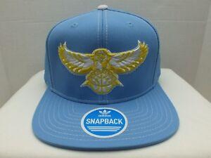 Atlanta Hawks  NBA Retro Vintage Snapback Cap Hat New By Adidas