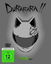 DURARARA!! (VOL.1) EP 01-12  4 DVD NEU