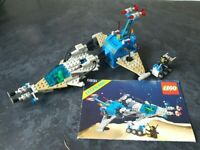 Lego set 6931 FX Star Patroller with instructions Vintage and rare 1985