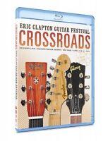 ERIC CLAPTON - CROSSROADS GUITAR FESTIVAL 2013 - 2 BLU-RAY NEUF!!