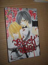 Manga/Graphic Novel: Black Bird 1 by Kanoko Sakurakouji  (2012, Paperback, Illu
