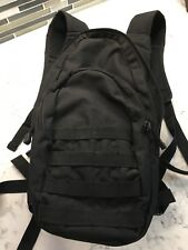 FOX TACTICAL Compact Modular HYDRATION Pack, Black, 2.5 Liters, Expandable
