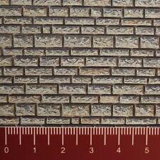 VOLLMER 46053 h0 Mur Plaque pavés