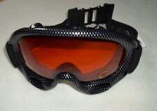 Northland ski freestyle Goggle negro plata uv400 anti Fog einheitsgr.