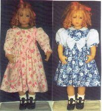 120mm Black Heart Cut Custom Made Wide Width Doll Shoes For Himstedt Dolls