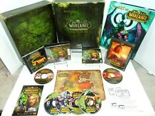 World of Warcraft: The Burning Crusade (Collector's Edition) Near Complete
