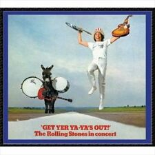 Rolling Stones Get Yer Ya Yas Out CD NEW DSD Remastered