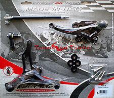 PEDANE VALTERMOTO TIPO 1 PER SUZUKI GSX-R GSXR 1000 2005 05 2006 06  (PES55)