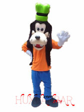 2018 Halloween Deluxe Goofy Dog Mascot Costume Unisex Costume Free Shipping Gift