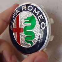 ALFA ROMEO GIULIETTA 1 Coprimozzo 159 60mm BRERA Cerchi Lega Borchie bv