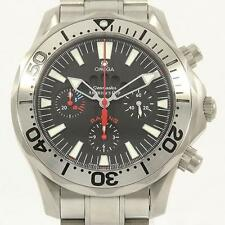Authentic OMEGA REF. 2269 50 Seamaster Racing Chrono America's Cup TI  #260-0...