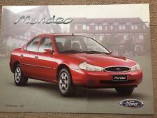 AUTOMOBILE BROCHURE-Ford Mondeo 1998-Brésil