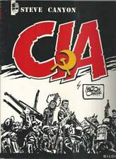 MILTON CANIFF . STEVE CANYON . CIA . ÉDITIONS GILOU . 1985 .