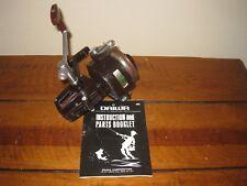 Vintage Daiwa 7850 Rla Spinning Reel Anodized Spool 7850Rla Japan