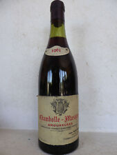 Chambolle Musigny Amoureuses 1961
