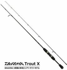 Daiwa Trout X 64UL 0.8-7g 2-6lb line area trout spinning rod F/S from Japan