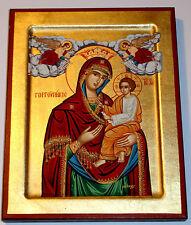 "Ikone Maria ""Gorgoipikoos"" Madonna Icon Icone икона Божей Матери Скоропослушница"