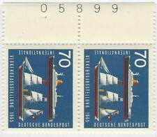 Bund aus 1965 ** postfrisch MiNr.474 mit Bogenzähler - IVA!