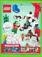 Lego Magazine - Français - Décembre 2020 -  Star Wars - Harry Potter - Jeux -