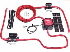 3mtr Split Charge Kit Durite Intelligent VSR 110amp Pro Ready Made Leads T4 T5
