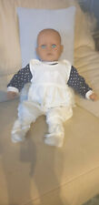 Baby Puppe, Marke unbekannt. 50 cm groß,