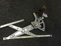 RH FRONT WINDOW REGULATOR SUITS TOYOTA CAMRY 2002-2006 SEDAN AUTO SILVER