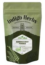 Indigo Herbs Burdock Root Powder 100g Full Sepctrum