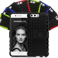 Silicone Back Case for Huawei P10 Hybrid Hard Cover Shockproof Bumper