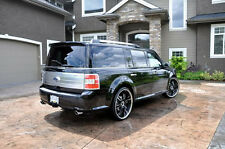 2009-2016 PRE PAINTED ANY COLOR REAR HATCH SPOILER FOR FORD FLEX WITH NOTCH OUT