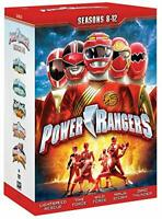 Power Rangers: Seasons 8 / 9 / 10 / 11 / 12 (26 Disc) DVD NEW