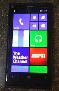 Nokia Lumia 920 - 32GB - ATT Black (Unlocked) Windows Smartphone