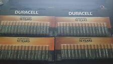 Duracell® Coppertop Alkaline 4-AAA Batteries, 4-Packs Of 16 Exp. 2029