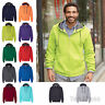 Fruit of the Loom Mens SofSpun Hooded Full Zip Sweatshirt Hoodie S-3XL SF73R