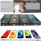 iPhone 12 Pro Max  Empty Retail Box with Cable & Manual Logo Sticker New
