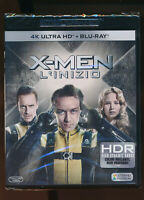 EBOND X-Men - L'inizio 4K ULTRA HD + BLU-RAY D249011