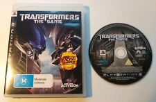 Transformers The Game   PS3 Playstation 3