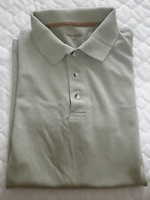PETER STORM POLO SHIRT SIZE M IN PUTTY COLOUR