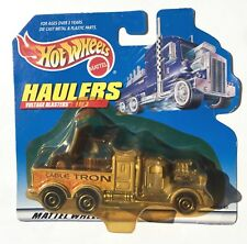 HOT WHEELS HAULERS VOLTAGE BLASTERS CABLE TRON TRUCK 65743-85