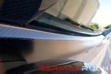 Carbon Fiber Door Trim 4PC Audi R8 2007-2014 GR Vacuum Form Carbon Fiber parts