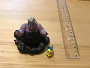 Rare Disney Tomy Magic Collection Little Mermaid Ursula Figure