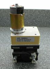 Asf Thomas D 82178 Puchheim 86 002 27 F2 24v30 Pressurevacuum Pump