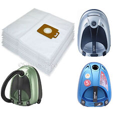 10 x Cloth Vacuum Bags For Nilfisk Power P10 P12 P20 P40 Hoover Bag