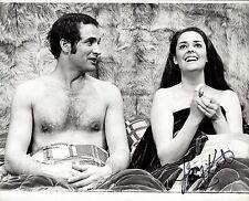 "Larry Kert (Signed) ""COMPANY"" Susan Browning / Stephen Sondheim '70 Press Photo"