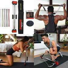 """New listing 36"""" Bow Classic Full Body Workout Portable Home Gym Isometric Exercise Equipment"""