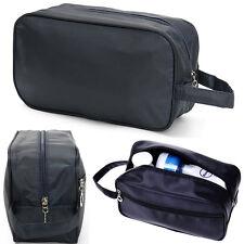 Mens Travel Large Wash Toiletry Bag Cosmetic Makeup Organizer Waterproof Case