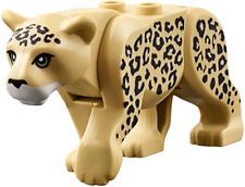 lego Large Feline Cat / Leopard from Jungle set 60161 W/ TRACKING