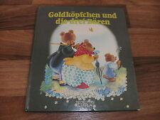Katrin Behrend+Willy Schermele -- GOLDKÖPFCHEN und die 3 BÄREN // Delphin 1976
