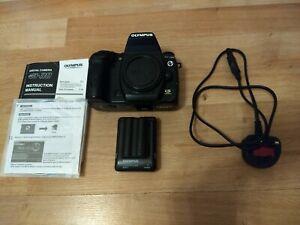 Olympus EVOLT E-30 12.3MP Digital SLR Camera . Very Good condition.